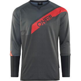 O'Neal Stormrider Jersey Herre black/red/gray